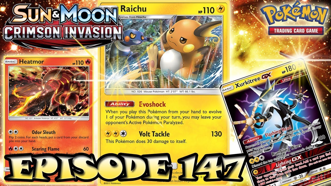 How does the Heatmor/Raichu deck work? - Deck Analysis - Pokemon ... for Heatmor Pokemon  146hul