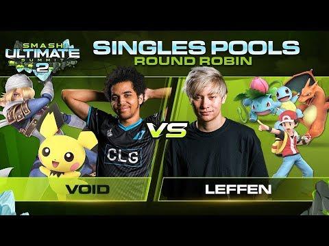 Download VoiD vs Leffen - Singles Pools: Round Robin - Ultimate Summit 2 | Pichu, Sheik vs Pokemon Trainer