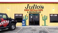 The Texas Bucket List - Julio's Corn Chips in Del Rio