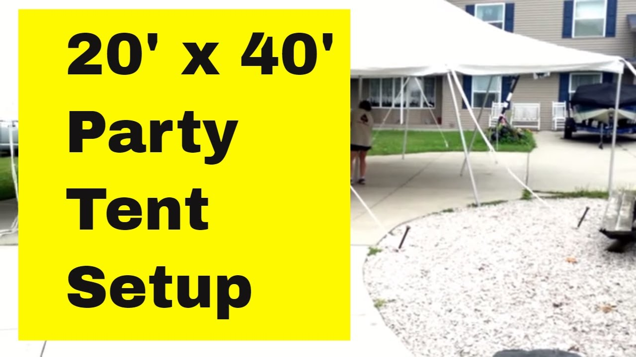 buy best tent from china - party tents 20 40