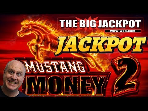 RAJA BOOMS on MUSTANG MONEY 2 FREE GAME JACKPOT! - 동영상