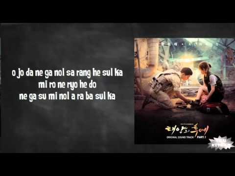 Yoonmirae  ALWAYS Lyrics easy lyrics