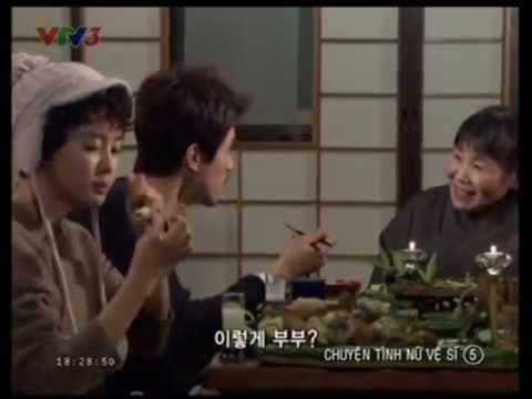 Chuyện tình nữ vệ sĩ - Tập 5 - Chuyen tinh nu ve si - Phim Hàn Quốc