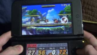 Super Smash Bros 3DS DEMO | Link Ultimate Smash | Level 9  | #StickProGames en español