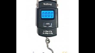 весы Kromatech WH-A08 ремонт