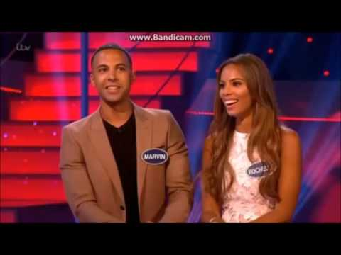 Rochelle & Marvin Humes - All Star Mr. & Mrs. - 28th October 2015 - ITV