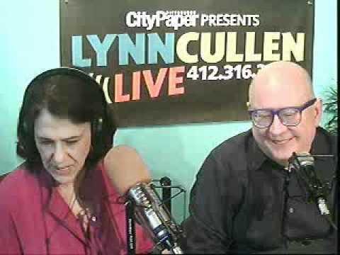 Lynn Cullen Live - 03/08/12