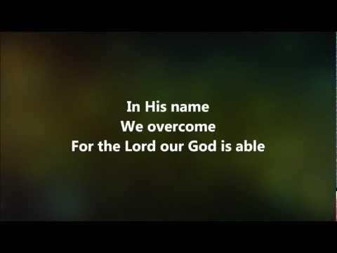 God Is Able - Hillsong United w/ Lyrics