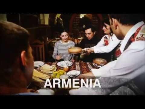 "CNN International ""On The Road - Armenia"" promo"