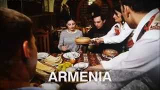 "CNN International ""On The Road - Armenia"" promo"