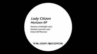 Lady Citizen/Horizon - sunrise mix(2011)