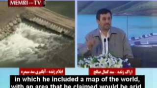 Cloud Seeding by European Nations - Ahmedinejad claims Europe is stealing Iran