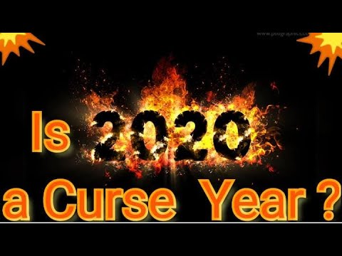 Is 2020 a Curse Year?