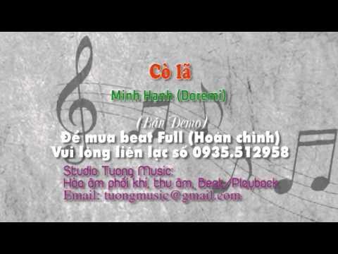 Beat Cò lả (Minh Hạnh, doremi)