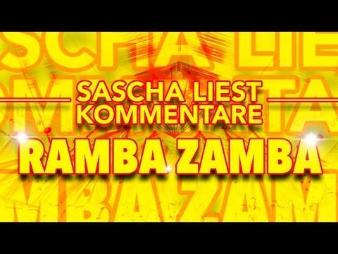RAMBA ZAMBA! | Sascha liest Kommentare
