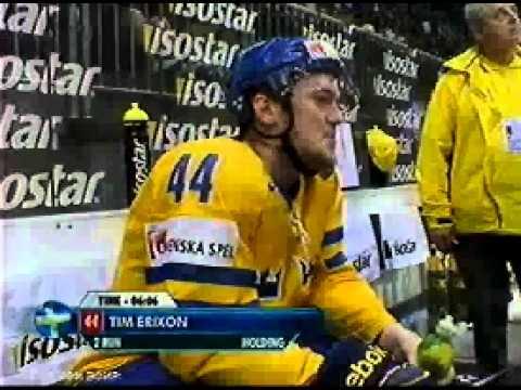 Хоккей Чемпионат мира Финляндия Швеция финализ YouTube · Длительность: 4 мин3 с