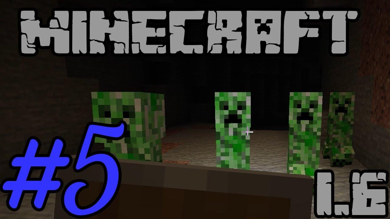 Minecraft 1.16 #5 |Szybki odcinek - YouTube