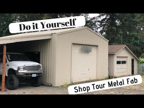Chantz Fabz Fabrication Shop Tour