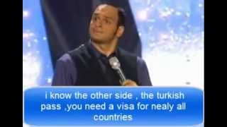 best stand up of germany kaya yanar (english sub)