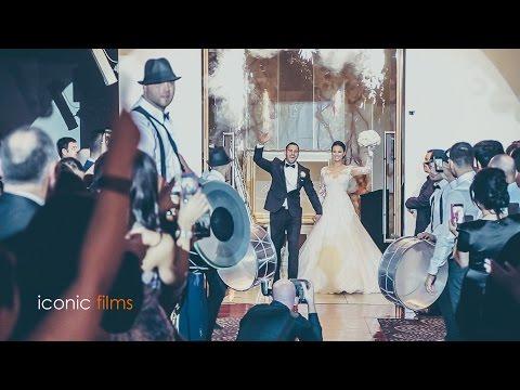 GRAND WEDDING ENTRANCE with Lebanese Zaffet !