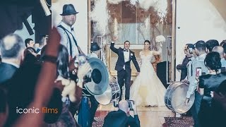 GRAND WEDDING ENTRANCE with Lebanese Zaffet !