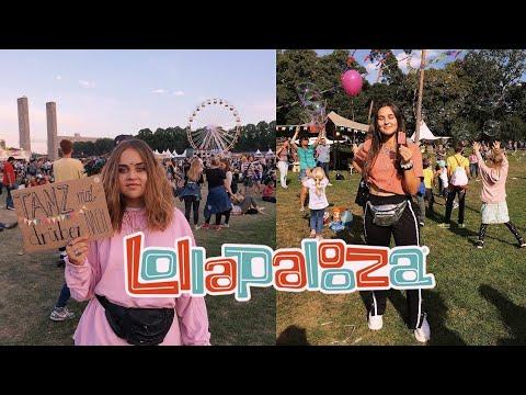 LOLLAPALOOZA FESTIVAL BERLIN 2018 | Tag 1 | Die Schlerthold's