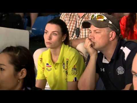 Dansk OL skytte vinder World Cup guld i Bangkok, 2016