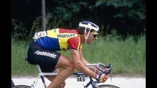 1990 Giro d'Italia Stage 14 Klagenfurt - Klagenfurt highlights