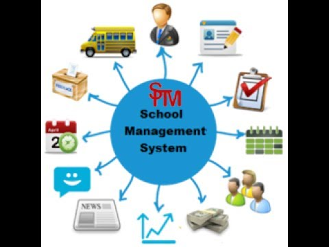 School College Management Solutions Software ( SPTM ERP )