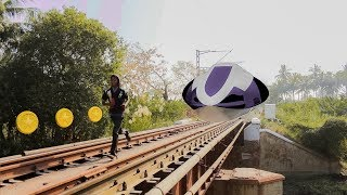 SUBWAY SURFERS in real life - 2018