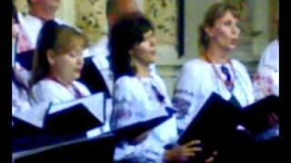 Церковний хор Видубичі, Кант про Почаївську Божу Матір