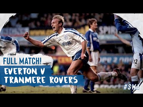 Game replay: Everton Vs Tranmere Rovers FA Cup 4th Round 3pm full match BST YouTube