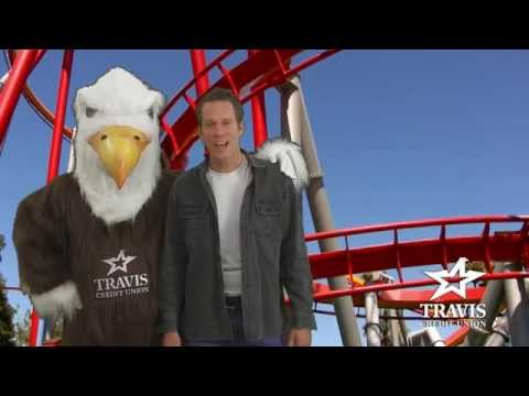 Six Flags commercial