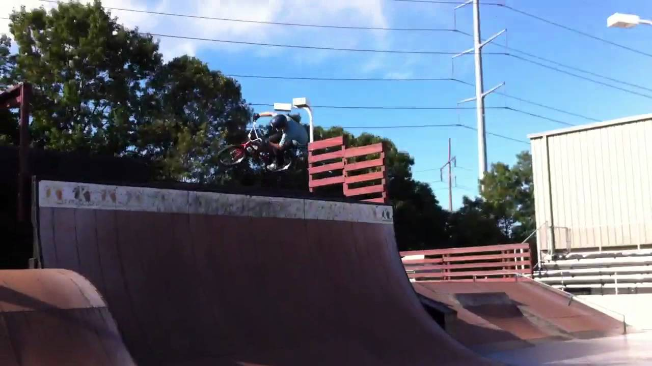 Stevie Vs. Chad Game Of BIKE Video | Demolition Parts Co