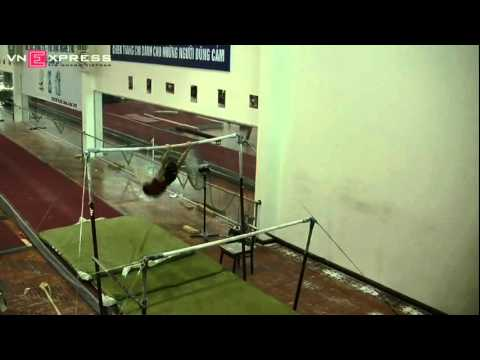 SEA Games 26 : Bên lề môn thể dục dụng cụ Việt Nam