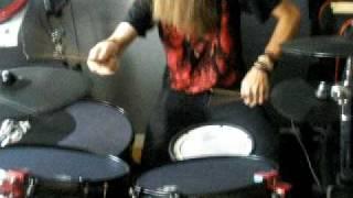 Grindcore Drumming