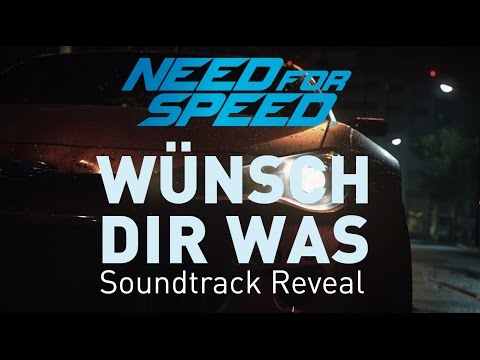 Need for Speed: Wünsch dir was - Soundtrack Trailer