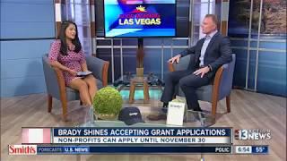 Brady Shines Interview Travis Brady October 22 KTNV