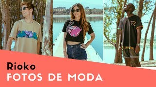 Download Video Sesión de FOTOS de moda en un lago   Camisetas Rioko MP3 3GP MP4