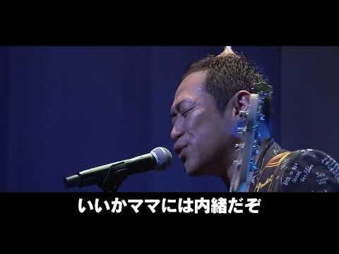 はなわ - ママには内緒(LIVE映像)