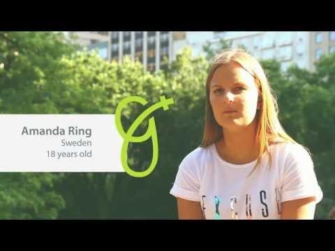 Meet Amanda Ring: Girls' Globe Blogger from Sweden