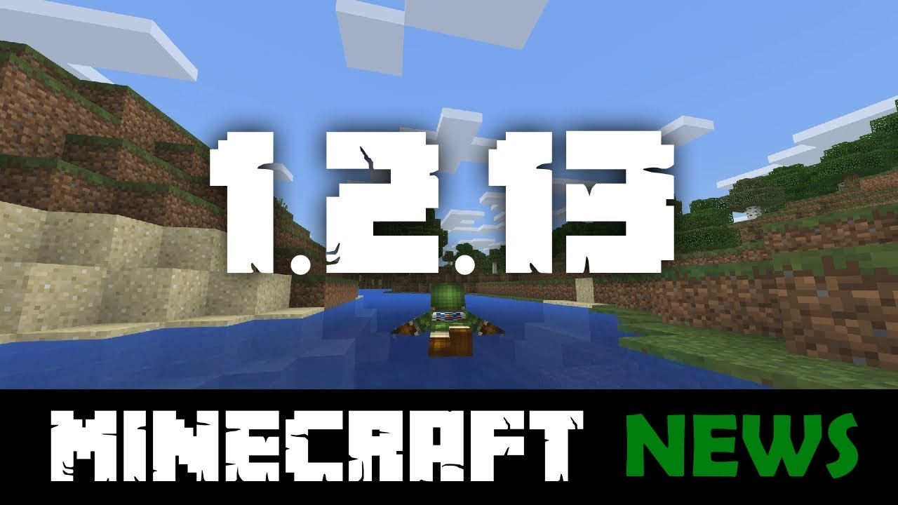 Bedrock Edition 1 2 13 – Official Minecraft Wiki