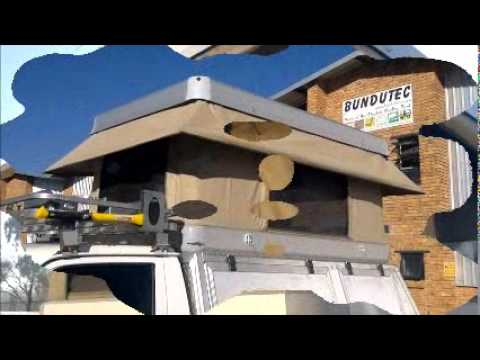 Electric Roof Top Tent Bundutec Australia Youtube