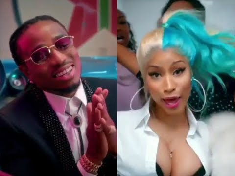 "Nicki Minaj & Quavo releases VIDEO for ""She For Keeps"" Here's a snippet"
