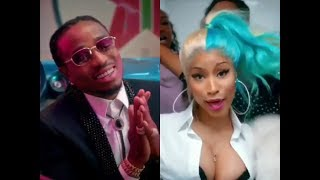 Nicki Minaj & Quavo releases VIDEO for