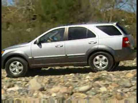 2008 Kia Sorento Test Drive Youtube