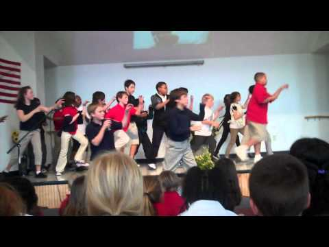 The Academy of Moore County presents A Celebration of Black History through Music (Video 10 of 11)