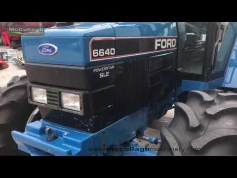 Ford 6640 SLE
