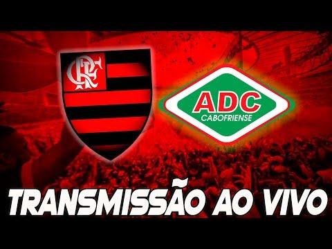 Flamengo x Cabofriense [Ao Vivo do Maracanã - Carioca 2020]