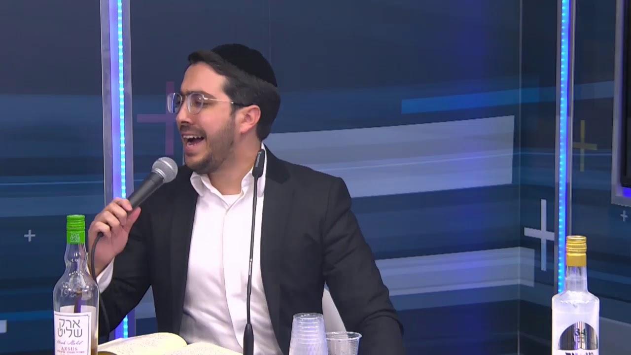 הילולת רבי יעקב אבוחצירא - שבוע טוב עם עמירם בן לולו